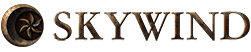 TESR: Skywind Logo